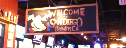 San Diego Brewing Company is one of San Diego Brewery and Beer Pubs.