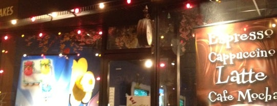 Frosty's Ice Cream Club & Coffee Bar & Snow Cones!!! is one of Gabriel'in Beğendiği Mekanlar.