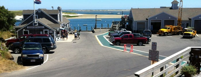 Chatham Fish Pier is one of cape cod.