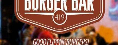 Burger Bar 419 is one of Gwen'in Beğendiği Mekanlar.