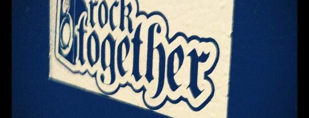 Rock Together Studio is one of Orte, die Rafael gefallen.