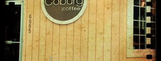 Coburg Coffee House is one of Nick'in Beğendiği Mekanlar.