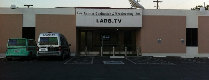 Los Angeles Duplication & Broadcasting, Inc. is one of Jesus Arturoさんのお気に入りスポット.