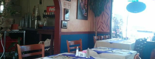 Maria Elena's Restaurant is one of ToDo USA - West.