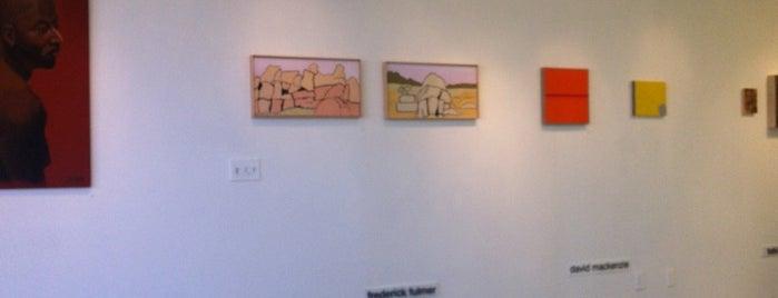 Joshua Tree Art Gallery is one of California.