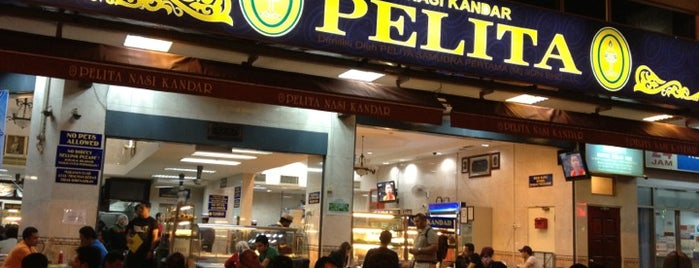 Nasi Kandar Pelita is one of Middle East.