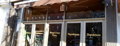 Pete's Pizzeria Napoletana is one of Lieux sauvegardés par Joe.
