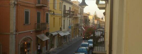 Hotel Centrale is one of Sardegna, maggio 2013.