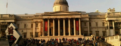 National Gallery is one of Late nights at London museums and galleries.