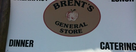 Brent's General Store is one of Nick : понравившиеся места.