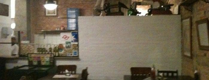 Ristorante e Pizzaria Italia is one of Veja Comer & Beber ABC - 2012/2013 - Restaurantes.