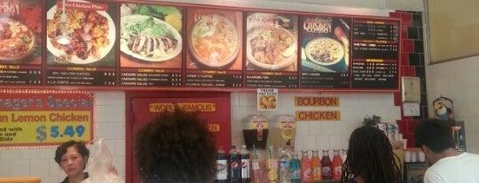 Kelly's Cajun Grill is one of Lugares favoritos de Sunjay.