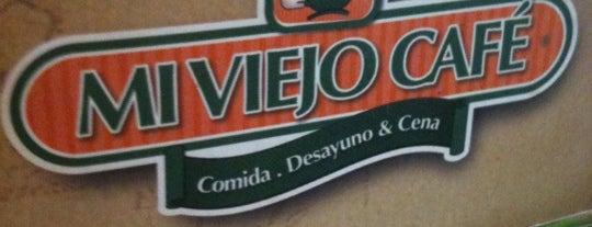 Mi Viejo Café is one of Para regresar.