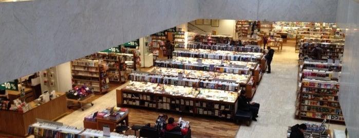 Akateeminen Kirjakauppa is one of Helsinki, Finland #4sqCities.