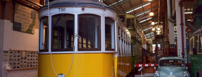 Wirral Tramway & Wirral Transport Museum is one of Louiseさんのお気に入りスポット.