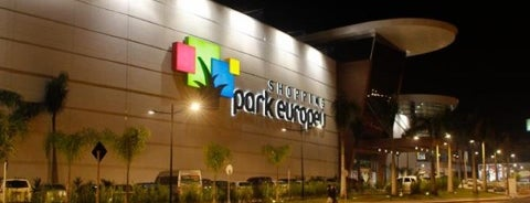 Shopping Park Europeu is one of prefers.