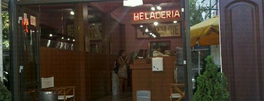 Heladería Chocolate is one of Orte, die Maru gefallen.