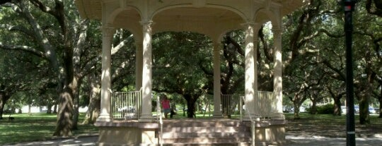 The Gazebo is one of Charleston.