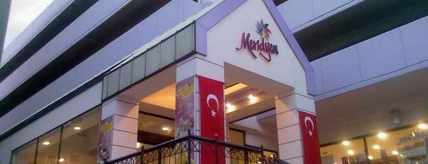 Meridyen is one of Bursa- Silkworm List1.