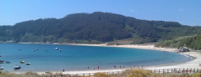 Porto de Bares is one of Sitios donde acampar.