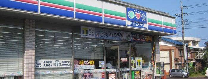 スリーエフ 山武松尾町店 is one of 田舎のランドマークコンビ二@千葉・東金基点.