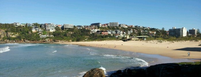 Freshwater Beach is one of Sydney.