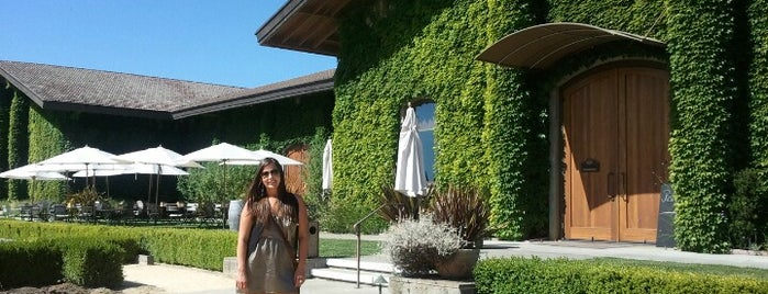 Clos Du Val Winery is one of Film. Food. Wine..