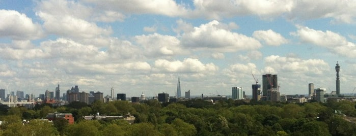 Primrose Hill is one of London's Must-See Attractions.