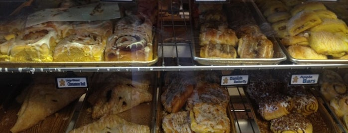Naegelin's Bakery is one of ATX.