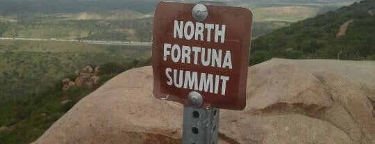North Fortuna Summit is one of Jamie 님이 좋아한 장소.