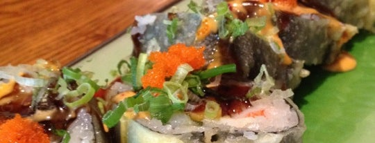 Kinha Sushi is one of LI Food - Sushi.