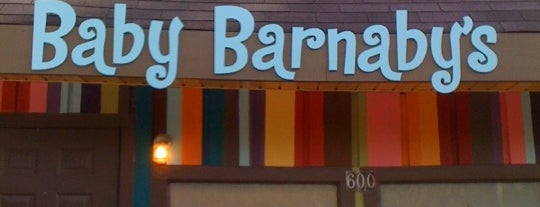 Baby Barnaby's is one of Houston.