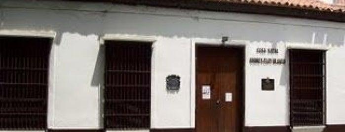 """Casa Natal """"Andrés Eloy Blanco"""" is one of Sitios Históricos y Culturales de Cumaná."""