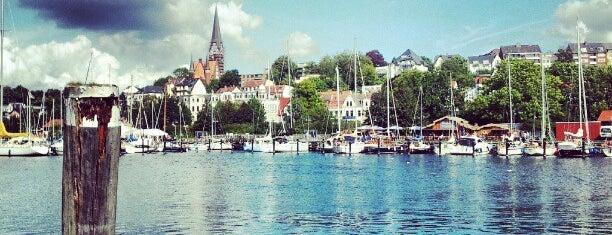 Flensburger Hafen is one of Lieux qui ont plu à Lasse.