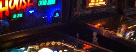 Pinballz Arcade is one of The Austin Geek Trail.