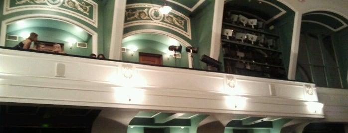 Одесский академический русский драматический театр is one of Lugares favoritos de Ольга.
