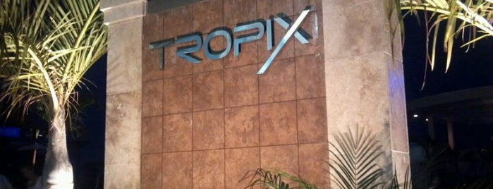 Tropix is one of To the East of Queens.