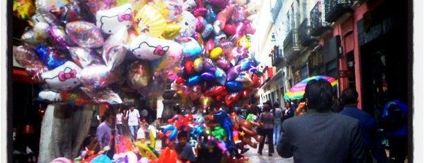 Calle 5 de Mayo is one of Lugares favoritos de Changui.