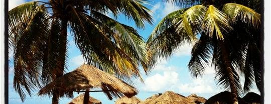 Praia de Guaxuma is one of Voiss 님이 좋아한 장소.