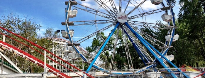 Arnold's Park Amusement Park is one of Best of Okoboji.