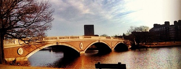John W. Weeks Bridge is one of Boston To Do.