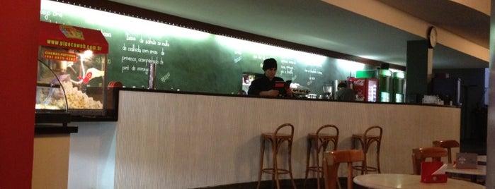 Café Bistrô Belas Artes is one of Tempat yang Disimpan Renan.
