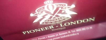 Pioneer London is one of สถานที่ที่ Milena ถูกใจ.