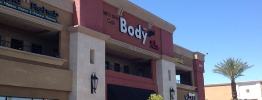 Body Spa West is one of Places I love.