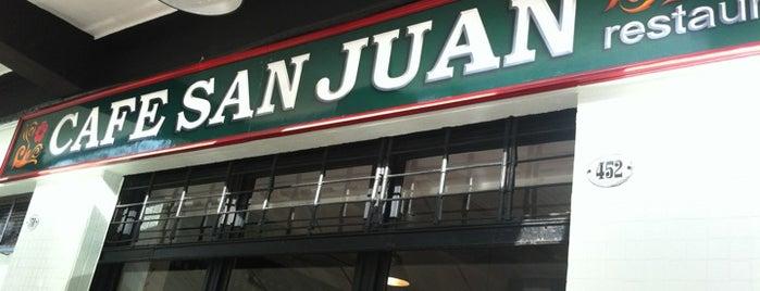 Café San Juan is one of Hipster Food @ Baires.