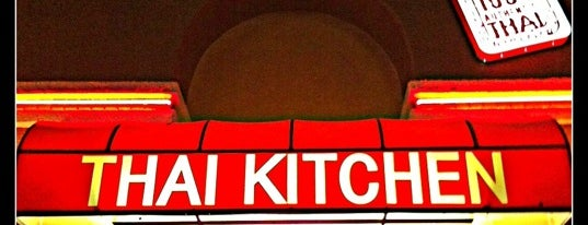 Archi's Thai Kitchen is one of Lugares favoritos de Jeremy.
