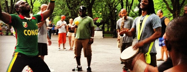 Central Park - African Drum Circle is one of Daniel: сохраненные места.