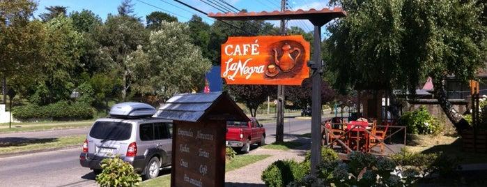 Café  La Negra is one of Locais curtidos por Conti.