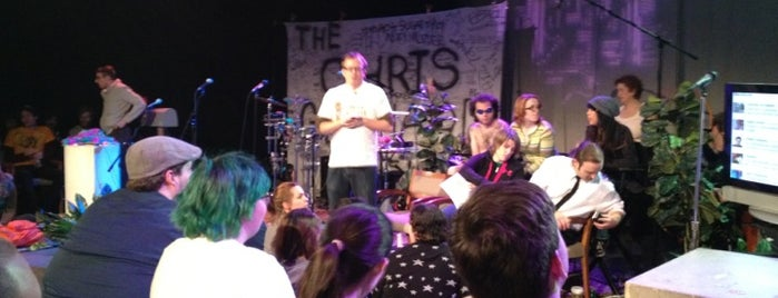 The Chris Gethard Show is one of VV: comedy in nyc.