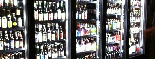 City Beer Store is one of Favorite places to drink beer.